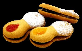 Ciasteczka bajbuski owocowe