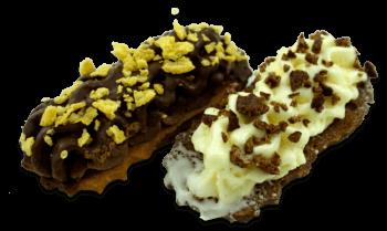 Cytrynowe ciastka kortino